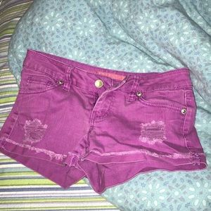 Charlotte Russe shorts. lightly worn